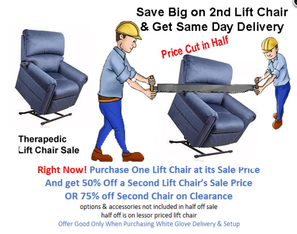 Heavy Duty Bariatric Lift Chairs by Pride Lift Chairs and